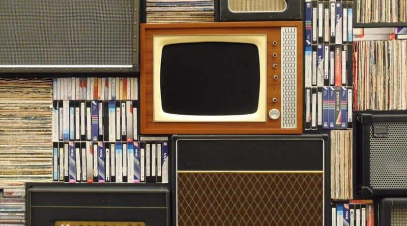 le prime televisioni esistenti al mondo