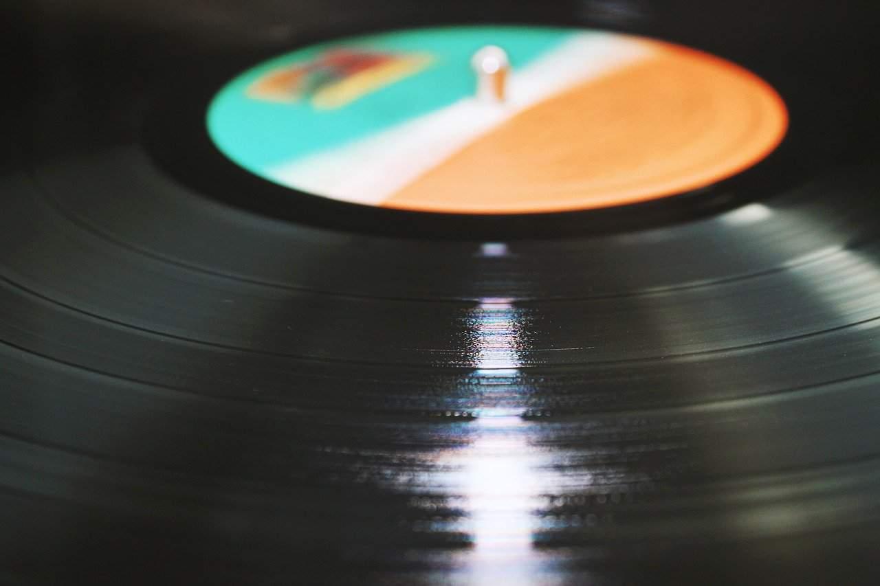 dischi in vinile da collezione